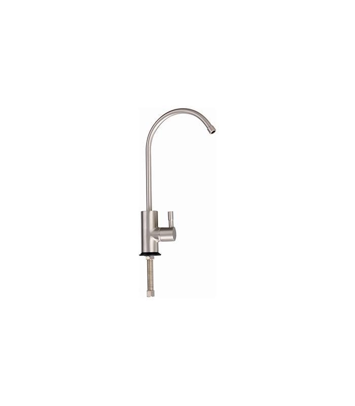 Wasserhahn satiniert – einzelne Leitung keramische Ventil