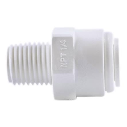 Muffe 1/4AG x 3/8R zum Filter
