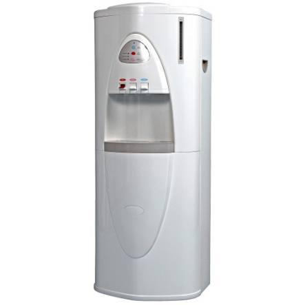 Wasserspender, groß - weiß