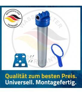 """WASSERFILTER 20""""  Filter Halterung  Schlüssel"""