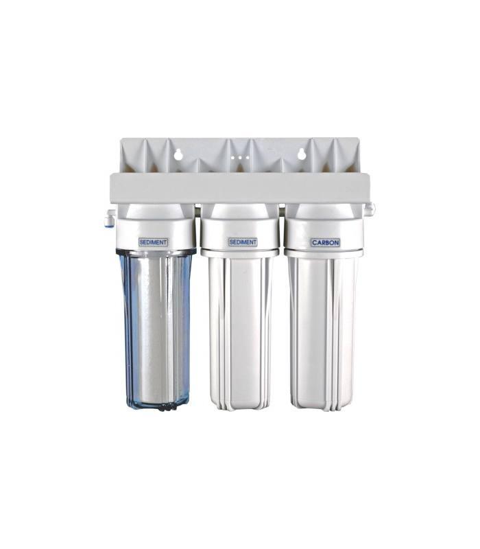 Dreistufiger Küchenfilter - Wasserfilter-Germany