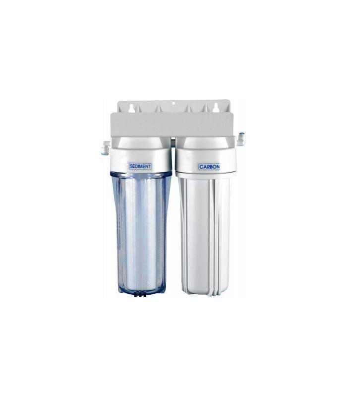 Zweistufiger Küchenfilter - Wasserfilter-Germany
