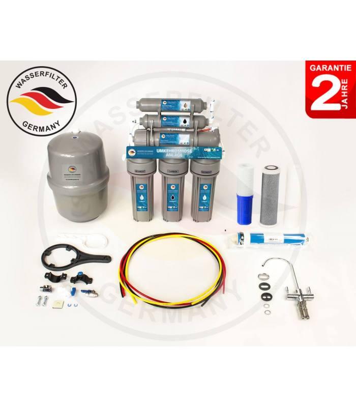 2 Sediment Filter 20 Mikron Wasserfilter Umkehr Osmose Osmoseanlage Kartusche